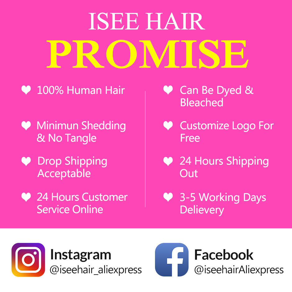 Image 5 - ISEE HAIR Malaysian Straight Hair Bundles 100% Remy Human Hair Extension Natural Color 3/4 Bundles Straight Hair Weaves-in Hair Weaves from Hair Extensions & Wigs