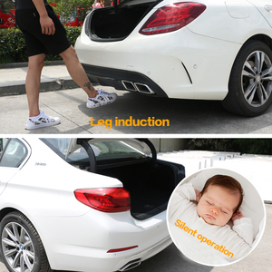 Image 3 - Electric tailgate for f30 f32 BMW 3 4 series refitted tail box intelligent electric tail gate door power operated trunk opening