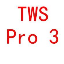 Drahtlose Bluetooth headset TWS Pro 3 Sport wasserdichte kopfhörer Die hohe qualität Drahtlose lade