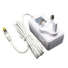 Штепсельная Вилка стандарта Великобритании 24v 065a адаптер