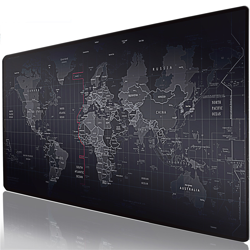 Tapete de borracha antiderrapante da esteira do rato do tapete do teclado médio/pequeno tapete do rato para o jogador do computador, caderno do portátil