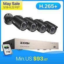 CCTV 4PCS DVR 8CH