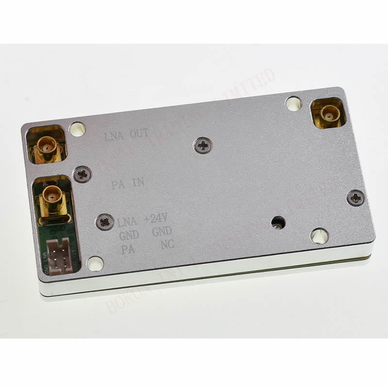 1000-1500MHz 24V 2W Power Amplifiers TDD LTE  Transceivers 1GHz To 1.5GHz Microwave RF Signal Amplifier