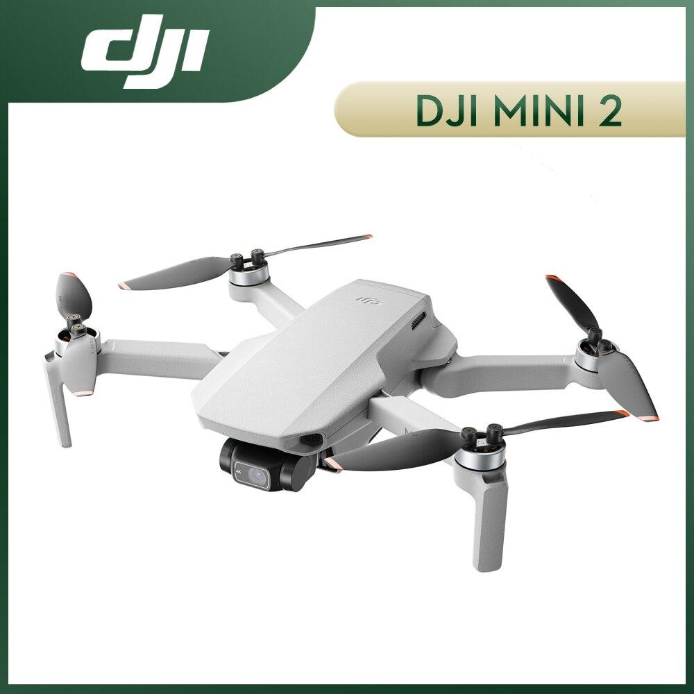 DJI Mini 2 Mavic Mini 2 Drone Quadcopter Less than 249g 31Minutes Flight Time 10km 4K Video Transmission Level 5 Wind Resistance|Camera Drones| - AliExpress