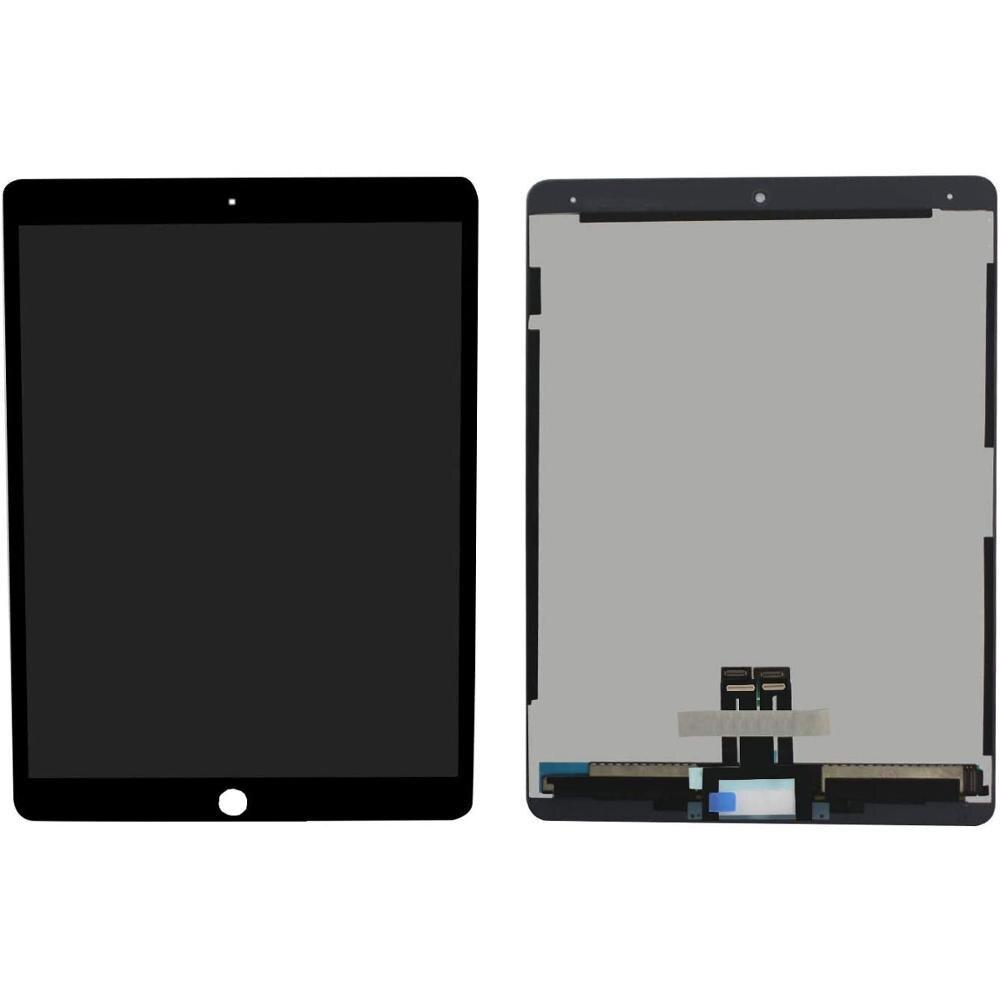 ЖК-дисплей Дисплей кодирующий преобразователь сенсорного экрана в сборе для Apple iPad Pro 10,5 дюймов модели A1701 A1709 белого и черного цвета