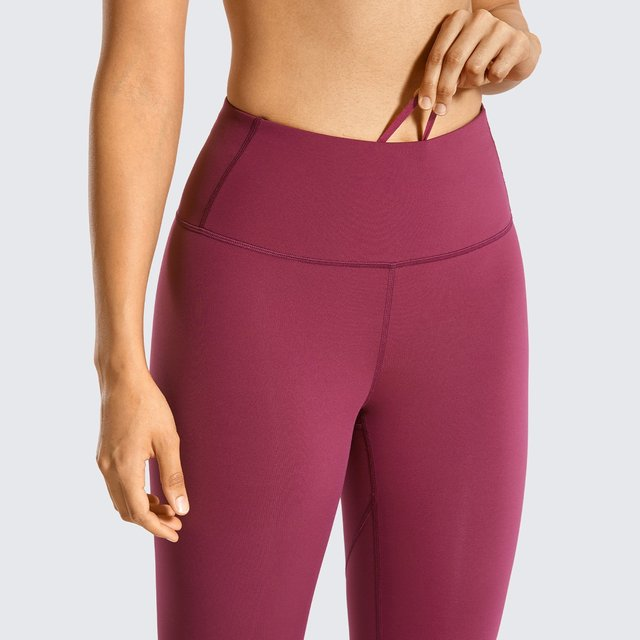 High Waist Mesh Workout Leggings with Zip Pocket