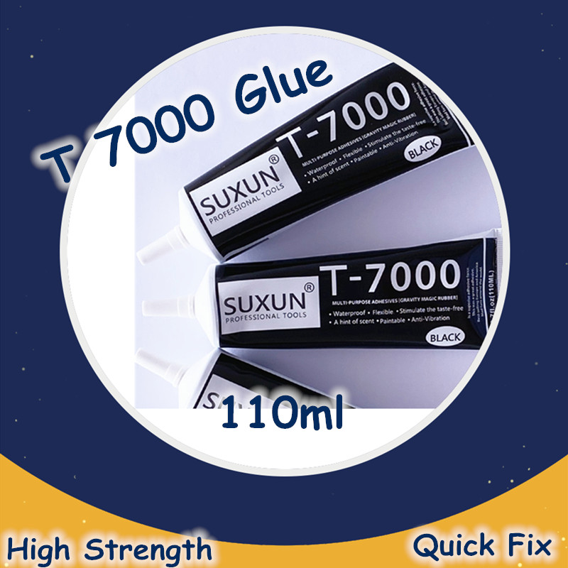 1 PCS <font><b>110ml</b></font> T-7000 Glue Multi Purpose Glue Adhesive Epoxy Resin Repair Cell Phone LCD Touch Screen Super Glue T 7000 DIY Glue image