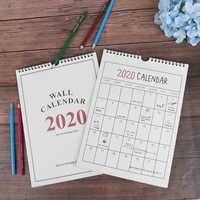 1 шт., 2020, хороший день, настенный календарь, органайзер, мультяшный календарь, ежедневник, планировщик, сделай сам, рукоделие, календарь, план...