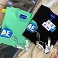 Neue Ankunft ADER FEHLER Raum Astronaut Druck T-Shirt Männer Frauen 1:1 Hohe Qualität Hohe Straße Hip-Hop Casual T-Shirts tops T