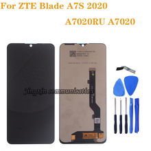 """6.5"""" Original Display For ZTE Blade A7S 2020 A7020 A7020RU LCD Display Glass Panel Touch screen digitizer Assembly repair parts"""