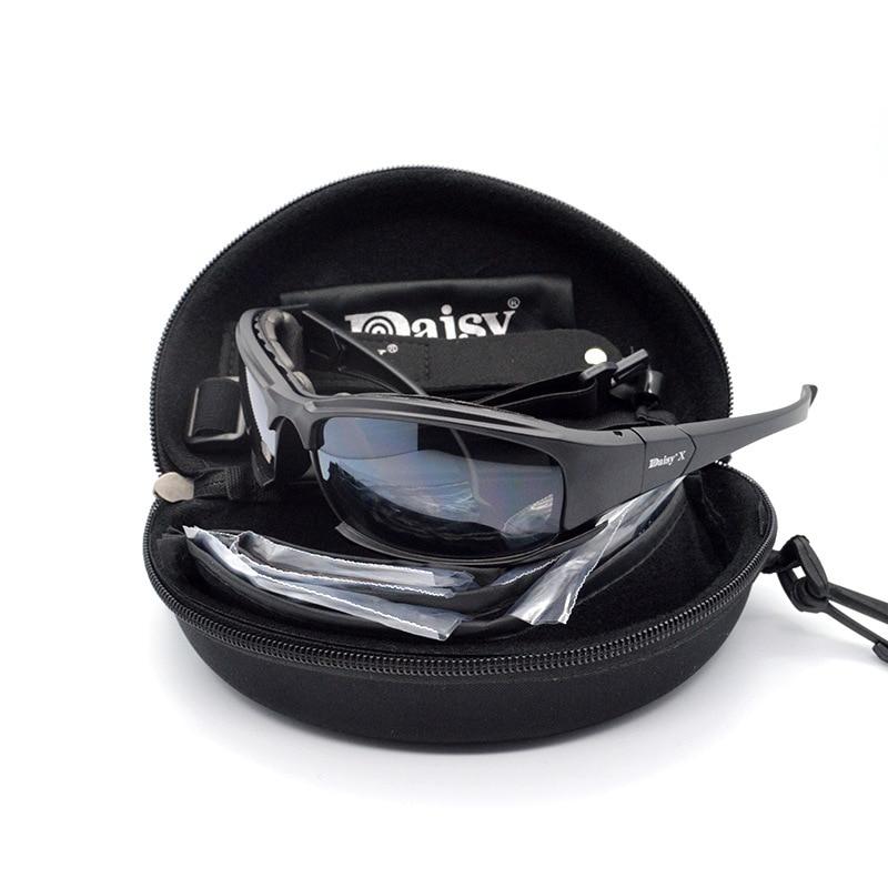 Taktiniai poliarizuoti akiniai kariniai akiniai armijos saulės - Kempingai ir žygiai pėsčiomis - Nuotrauka 3