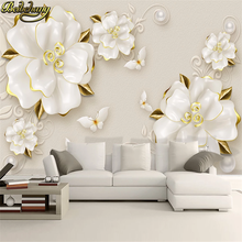 Large roses Custom 3d mural wallpaper style 3D stereoscopic relief jade living room TV backdrop bedroom 3d photo wallpaper custom league of legends wallpaper 3d game photo wallpaper boys bedroom bar tv backdrop 3d bricks wallpaper ashe frost archer