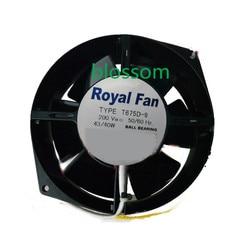 Type T675D 200V Royal Fan 17215055 Fan 6months Warranty