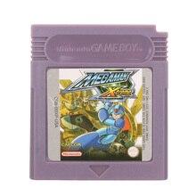 Для Nintendo GBC видеоигр картридж консоль карта Mega Man Xtreme версия на английском языке