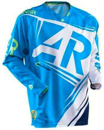 2019 Motocross Jersey FR MTB Jersey MX Bersepeda Jersey Sepeda DH Maillot Ciclismo Hombre Jersey Enduro BMX