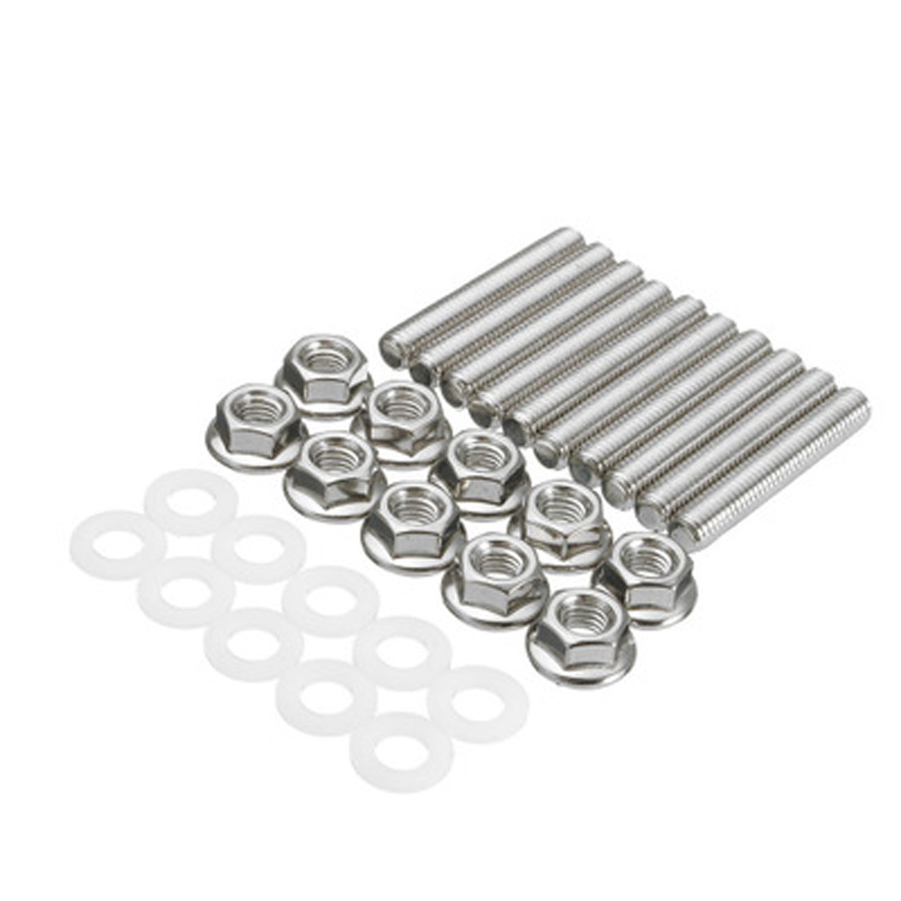 Intake Manifold Extended Stud Studs Bolts Kit For Honda B C D H F K Acura Series
