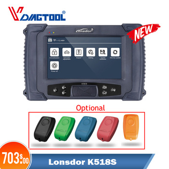 LONSDOR K518S ISE Auto Key Programmer For All Makes 4th&5th immo Basic Version For All Makes Free For BMW FEM/EDC of SKP1000