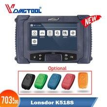 Lonsdor K518S Ise Auto Key Programmeur Voor Alle Maakt 4th & 5th Immo Basic Versie Voor Alle Maakt Gratis Voor bmw Fem/Edc Van SKP1000