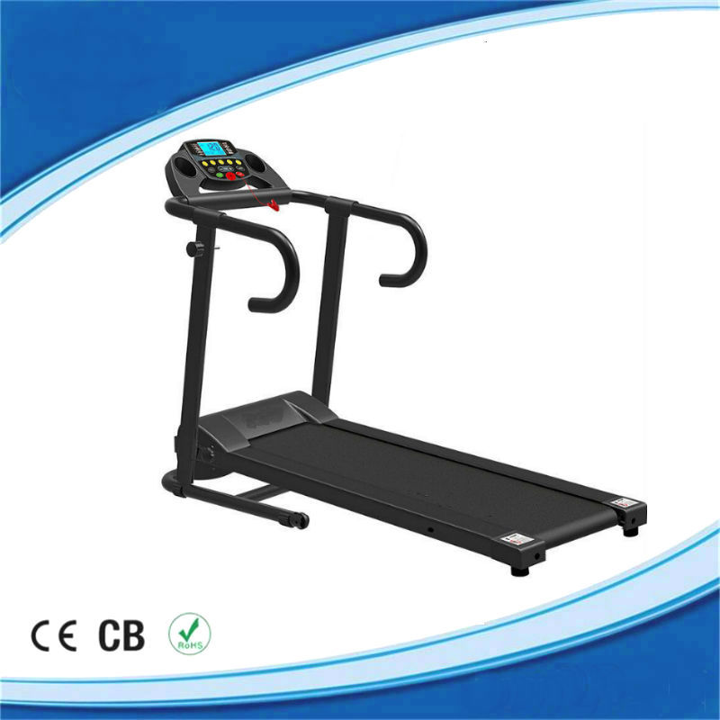 Cross Border For Household Treadmill Light Small Folding Walk Run Machine-Style Mini Electric Treadmill