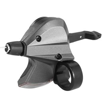M370 Finger Dial Gear Lever Attachment Upgrade 9-speed 27-speed Mountain Bike Gearbox M2000 Finger Shift Parts image