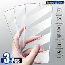 Закаленное стекло с полным покрытием для Huawei Honor 30 30i 20 10 9 Lite 9i 8X 8A, Защитная пленка для экрана Huawei P20 P30 P40 Lite, 3 шт.
