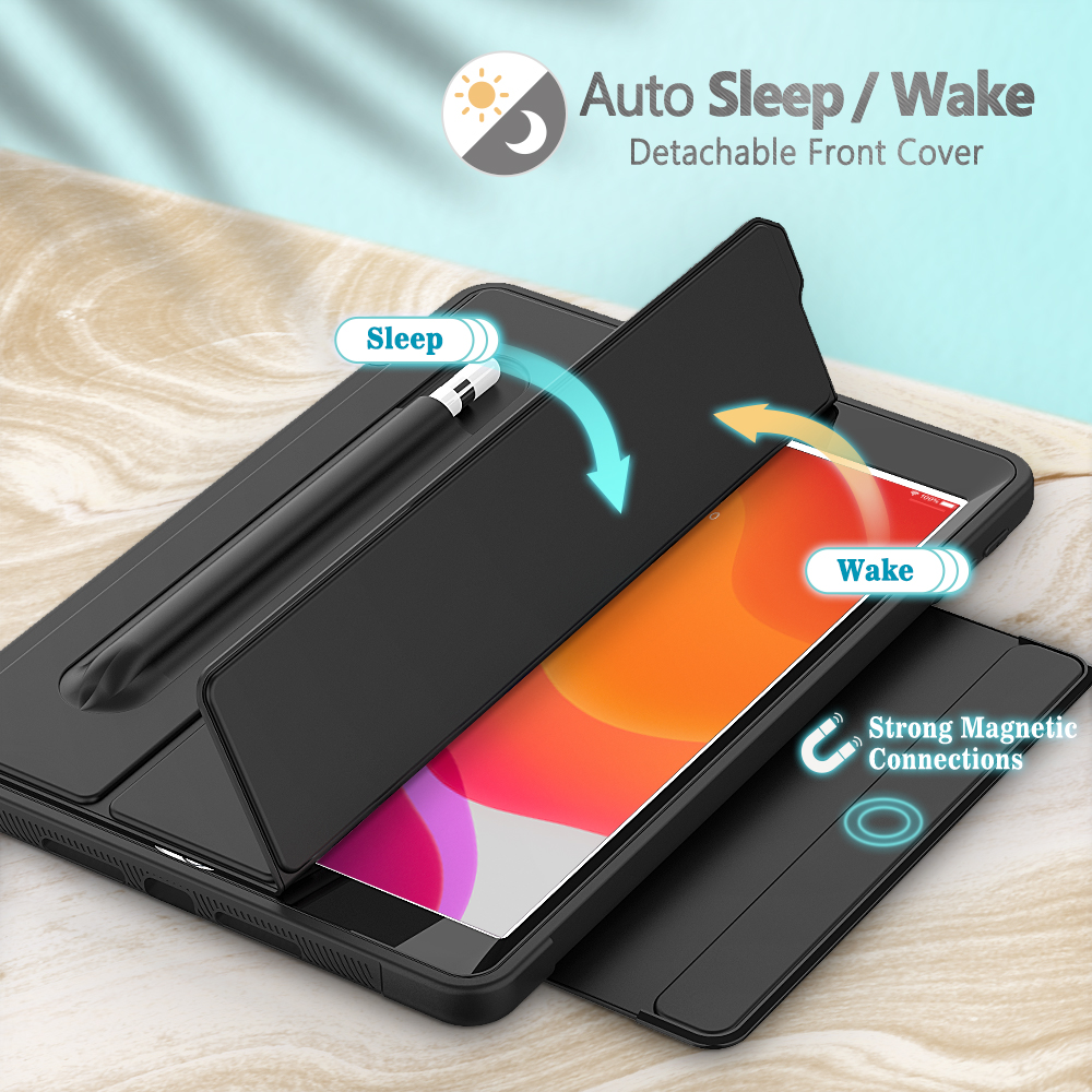 7th iPad 2019 Sleep/Wake Stand 8th Generation 10.2 Case For Smart Case Gen inch Auto