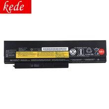 Kede OriginalLaptop батарея для lenovo Thinkpad X220 X220I X220S X230 X230I 45N1172 45N1022 45N1024 45N1025 6 ядро высокой емкости