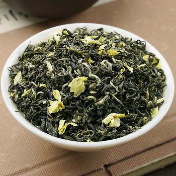 SZ-0210 chińska herbata nowa wysoka góra herbata jaśminowa herbata zielona herbata kwiat jaśminu herbata zielona herbata jaśminowa herbata z jaśminem herbata chińska tanie i dobre opinie CN (pochodzenie)