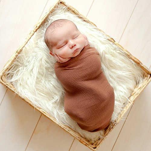 Manta redonda con flecos, accesorios de fotografía recién nacido, accesorios para fotos de bebés, fondo suave de felpa, cesta de fondo, relleno, triangulación de envíos