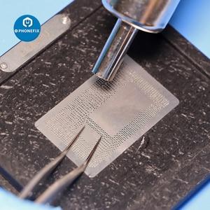 Image 5 - DS 908 kit de ferramentas de solda para mackbook bga reballing estêncil conjunto para todos os chips bga de macbook ar/pro macbook 2010 2018