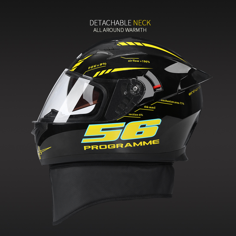 Buy New 2020 New Off Road Motorcycle Helmet Full Face Casco Moto Motocross Professional Motorbike Atv Helmet Geekyviews