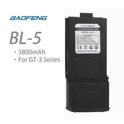 Ban Đầu 3800 MAh Đàm Baofeng Pin Li-ion 7.4V Cho Bộ Đàm Baofeng GT-3 / GT-3TP