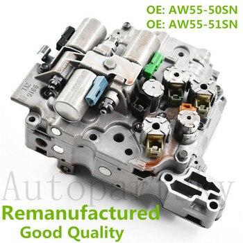 Хорошее качество AW55VL корпус клапана передачи для Saturn Vue Nissan Maxima Altima Volvo C70 S80 AW55-51SN AW55-50SN Восстановленный