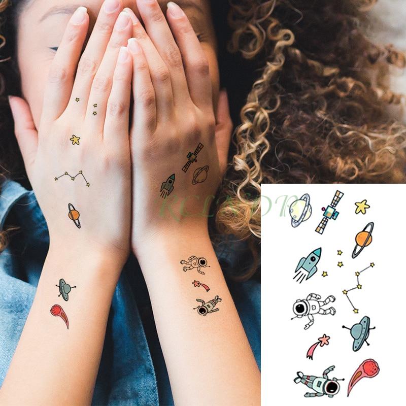 Impermeable Temporaire Tatouage Autocollant Baleine Fleur Bateau Oiseau Cerf Volant Ligne Dessin Element Faux Tatto Flash Tatoo Pour Enfants Hommes Femmes Aliexpress