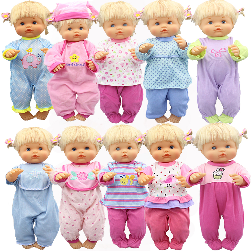 2019 Leisure Set Clothes Fit 42 Cm Nenuco Doll Nenuco Y Su Hermanita Doll Accessories