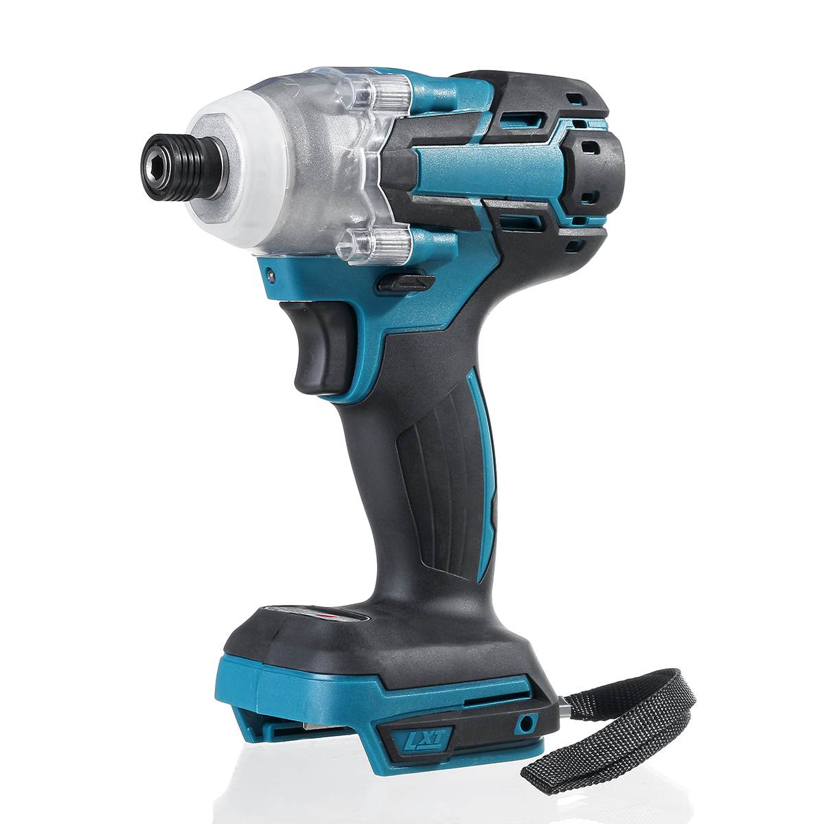 520N.m Cordless Brushless Impact Wrench 2700rpm Electric Screwdriver Stepless Speed Change Switch Adapted To 18V Makita Battery