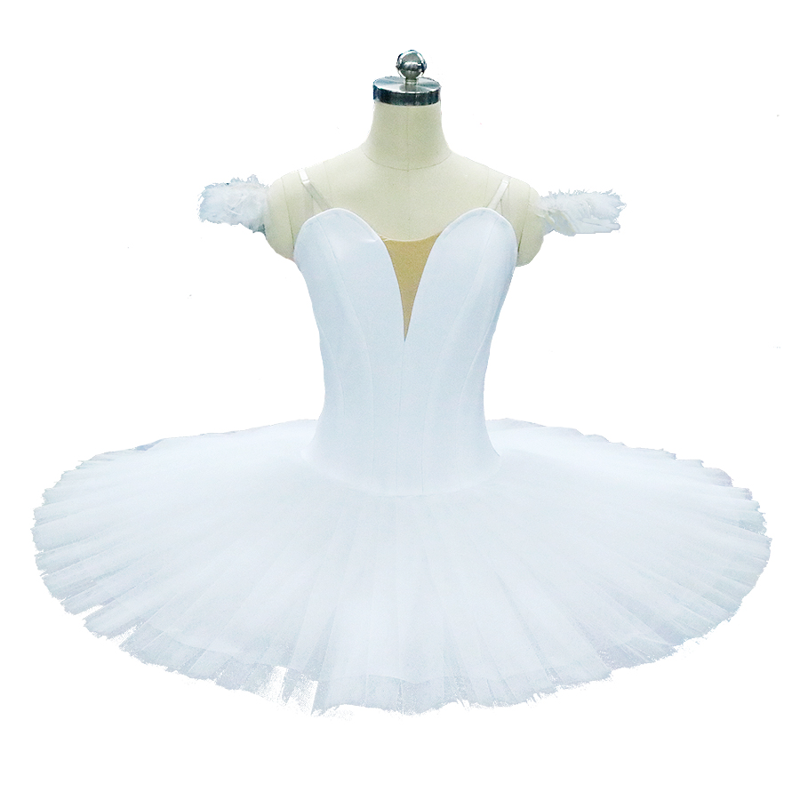 White Platter Tutu Without Decoration Platter Tutu Black Adult Professional Plain Pink Pancake Tutu Professional Ballet Costumes