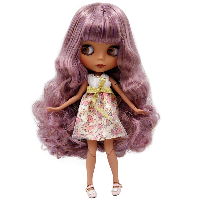 Blyth doll ICY DBS 1/6 joint body fashion doll girl Gift Special Offer on sale with hand set A&B