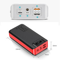 Power Bank 50000mAh TypeC Micro USB QC Fast Charging Cellphones & Telecommunications