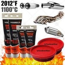 Colle adhésive haute température pour tube déchappement de voiture, pour outils de réparation, pour silencieux de rénovation de moto