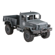 B-14 RC Car 1/16 4WD 2.4GHz RC Military Car Off-road with Headlight RTR Remote Control Rock Crawler Vehicle Model RC Toys Gifts(China)