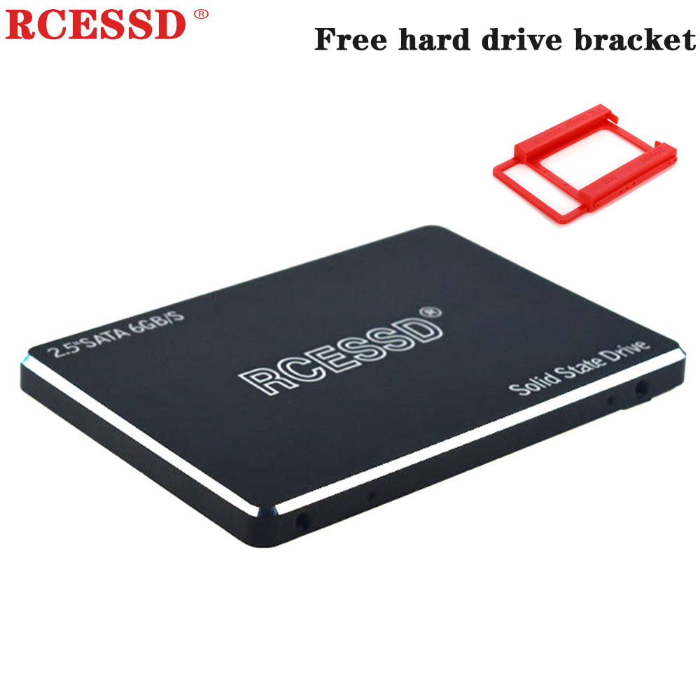 RCESSD SSD 64GB 512GB 360GB SATAIII Internal Solid State Drive 480GB 240GB 256GB 2.5 Inch SATA 3 128GB 240GB 1TB