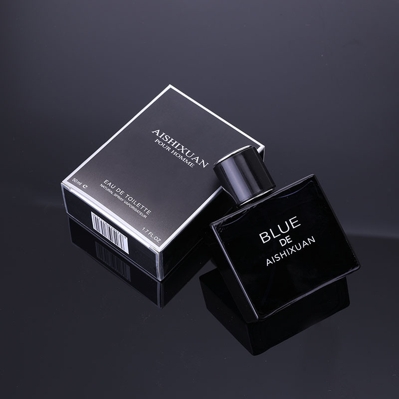 50ml Parfum Women Man Perfume Atomizer Bottle Glass Fashion Sexy Lady Original Parfum Long Lasting Flower Fruit Fragrance Perfum