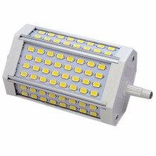 Светодиодсветильник лампа R7S 30 Вт, 118 мм, без вентилятора, с регулируемой яркостью, J118, гарантия 3 года, новинка, рекомендация высокого качеств...