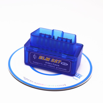 2020 Bluetooth V2.1 Mini Elm327 Obd2 Car Tester 2.1 Scanner Obd Auto Diagnostic Tool Code Reader Voor English launch x431 pro mini with bluetooth function full system 2 years free update online mini x 431 pro powerful auto diagnostic tool