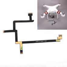 Flex Ribbon Cable replace For DJI Phantom 3 Standard Vision Plus Gimbal Camera High Quality RC Parts Drone Accessories(China)