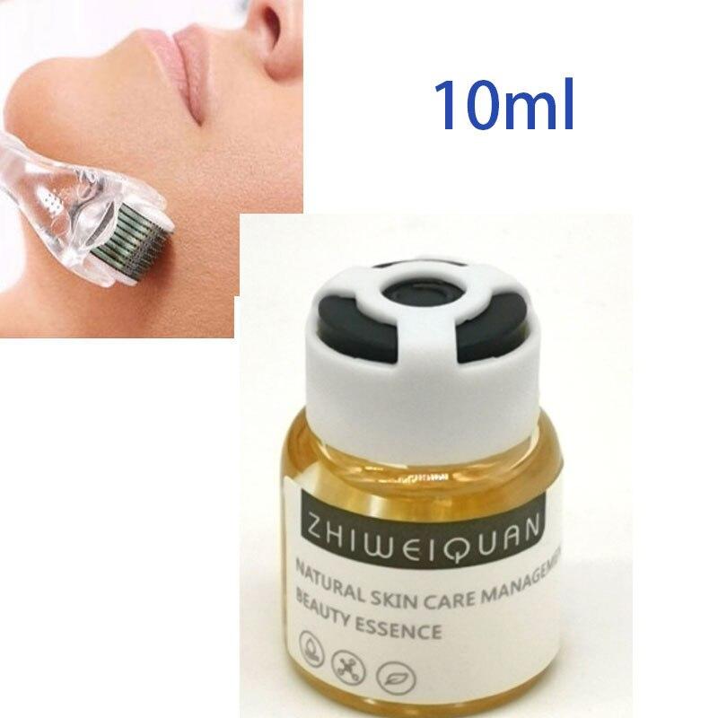 Suero facial antienvejecimiento con esencia de Caviar, esencia hidratante de agua para salón de belleza, esencia para el rostro con microagujas, 10ml