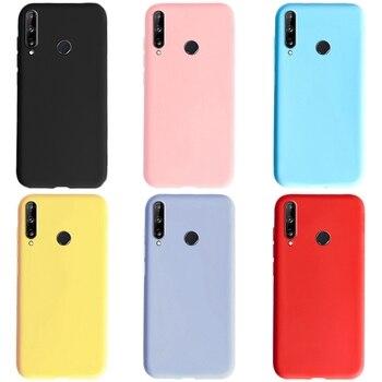 Перейти на Алиэкспресс и купить Для Huawei P40 Lite E чехол силиконовый мягкий TPU чехол fundas для Huawei P40 Lite E P40Lite E P 40 Lite чехол 6,39 дюймчехлы для телефонов Coque