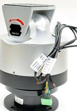 24 فولت التيار المتناوب في الهواء الطلق عموم إمالة المحرك للحصول على كاميرات الدوائر التلفزيونية المغلقة 18 كجم عموم إمالة الدوار مع rs 485
