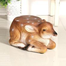 Детский татабурет, креативный журнальный столик, табурет, модная обувь для гостиной, скамейка, обувь с рисунком животных, скамейка для дома, спальни